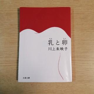 乳と卵(文学/小説)