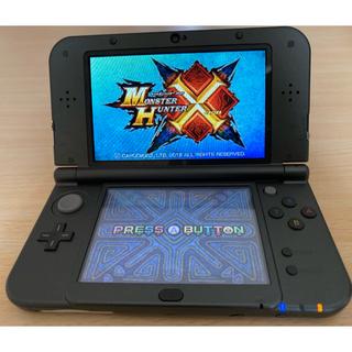 ニンテンドー3DS - Nintendo 3DS NEW ニンテンドー 本体 LL メタリックブラック