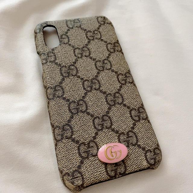 Gucci - GUCCI iPhoneX/Xsケースの通販