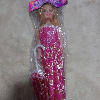 お人形さん ドレス 靴 傘 4点セット
