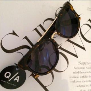 Quay Eyeware Australia - 【新品】QUAY AUSTRALIA SUNGLASSES ODLN