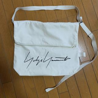 Yohji Yamamoto - Yohji Yamamoto Pour homme キャンバス ショルダーバッグ
