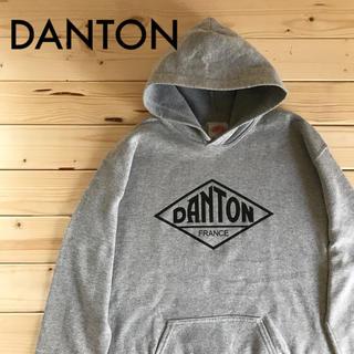 DANTON - ダントン パーカー グレー 34