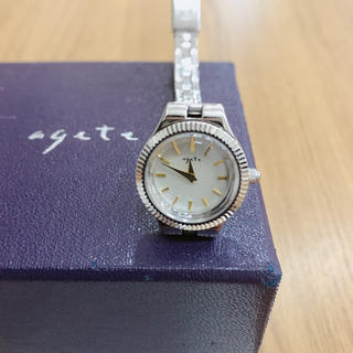 agete - アガット 時計