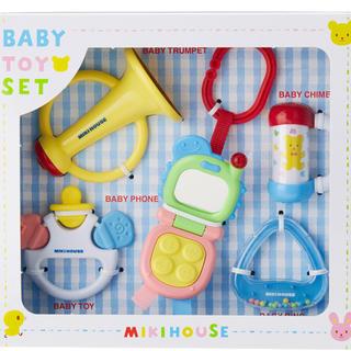 mikihouse - 新品未使用!ミキハウス おもちゃ