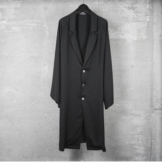 Yohji Yamamoto - kujaku 17AW うらやすコート