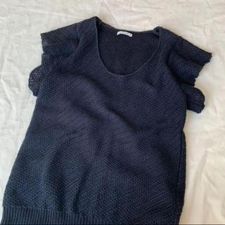 ミナペルホネン(mina perhonen)のミナペルホネン トップス(シャツ/ブラウス(半袖/袖なし))