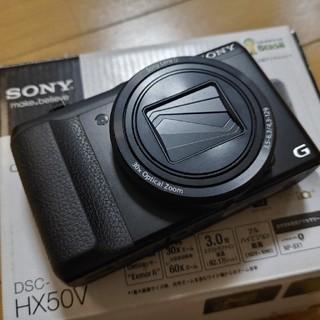 SONY - SONY Cyber−Shot HX DSC-HX50V