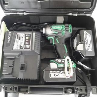 ヒタチ(日立)のエン様専用  充電式インパクトドライバー(工具)