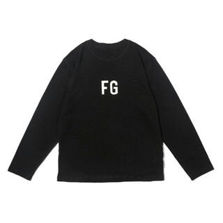 "FEAR OF GOD - Fear of God 6th Long Sleeve ""FG"" Tee"