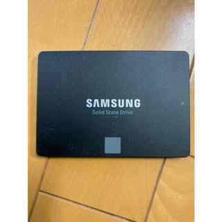ほぼ新品 Samsung SSD 860EVO 500GB