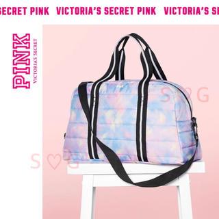 Victoria's Secret - 新品*ヴィクトリアシークレットPINK*ダッフルバッグ