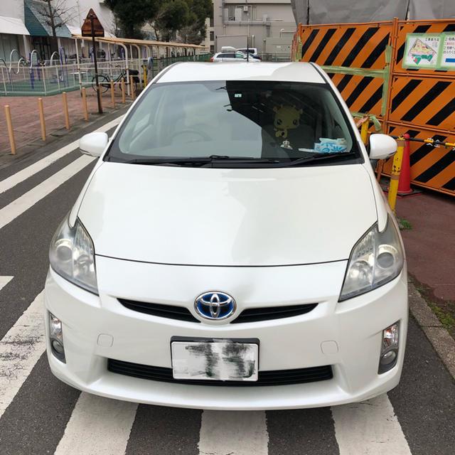トヨタ(トヨタ)の平成22 年 プリウス30 名古屋 自動車/バイクの自動車(車体)の商品写真