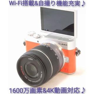 Panasonic - ◆Wi-Fi搭載◆極上美品◆自撮りを極めたい方にオススメ◆パナソニック GF9