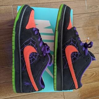 NIKE - Nike SB Dunk Low Mischief Halloween 29cm