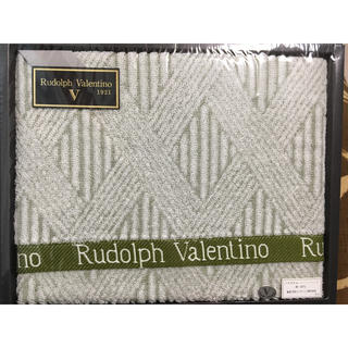 Rudolph Valentino - 新品激安バスタオルルドルフヴァレンチノ高級レディースメンズキッズファミリー綿