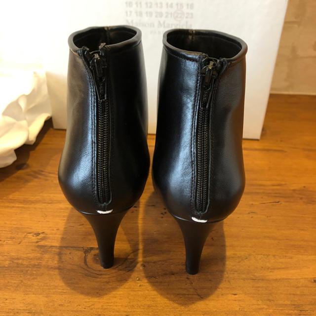 Maison Martin Margiela(マルタンマルジェラ)の新品100%本物Maison Margiela【39】tabiブーツ 足袋 レディースの靴/シューズ(ブーツ)の商品写真