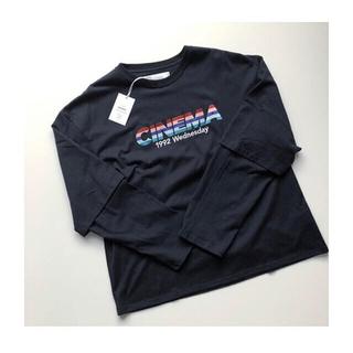 SUNSEA - dairiku cinema レイヤードTシャツ