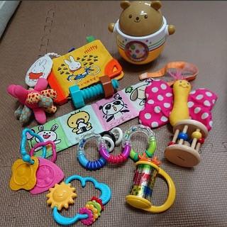 コンビ(combi)のおもちゃ まとめて(知育玩具)
