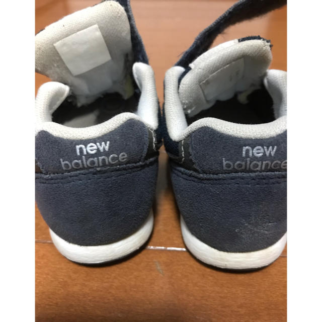 New Balance(ニューバランス)のニューバランス 996 スニーカー キッズ/ベビー/マタニティのベビー靴/シューズ(~14cm)(スニーカー)の商品写真