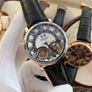 Cartier - カルティエ 腕時計 自動巻き 人気 メンズ 美品