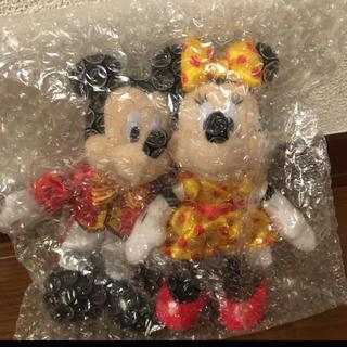 Disney - ファンダフルディズニー ぬいぐるみバッジ Wチャンス賞 当選品