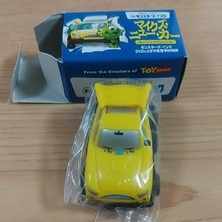 Disney - モンスターズインクの予約特典の車