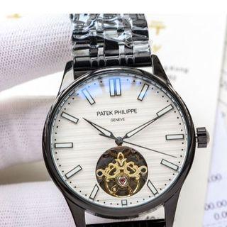 パテックフィリップ(PATEK PHILIPPE)のパテックフィリップ 腕時計 メンズ 自動巻き ダブルバックル(その他)