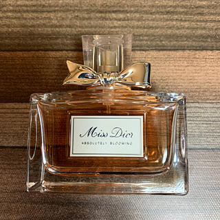 Christian Dior - 美品☆ミスディオール オードゥパルファン 100ml