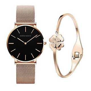 レディース 腕時計 Hannah Martin おしゃれ クラシック シンプル