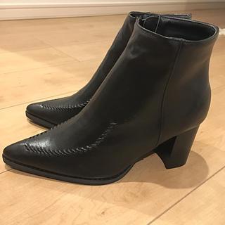 ティティベイト(titivate)のショートブーツ Sサイズ 新品 黒 titivate(ブーツ)