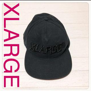 エクストララージ(XLARGE)の☘K3☘XLARGE ロゴ キャップ 帽子 O S(キャップ)
