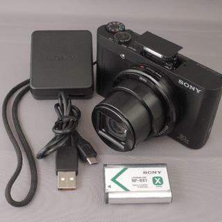SONY - ソニー  DSC-WX500
