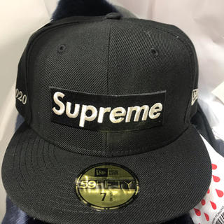 Supreme - 2020SS Supreme new era One million cap