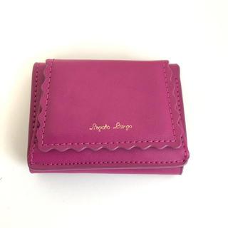 レガートラルゴ(Legato Largo)のレガートラルゴ 折りたたみ財布(財布)