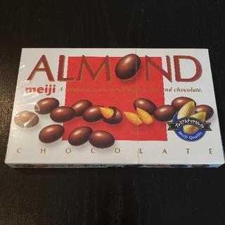 メイジ(明治)の明治 アーモンドチョコレート プレミアムナッツセレクト 173g(菓子/デザート)