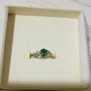 トラピッチェ  ダイヤ  プラチナリング(リング(指輪))