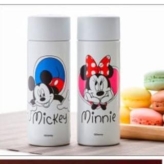 Disney - ミッキー&ミニーデザインボトル アート引越しセンターオリジナルボトル