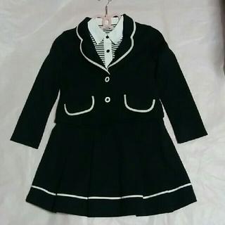 エル(ELLE)のELLE 女の子用セレモニースーツ 130cm(ドレス/フォーマル)