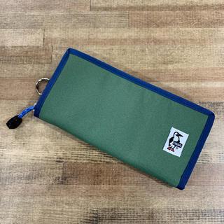 チャムス(CHUMS)の【新品】強度と耐久性のあるコーデュラ素材を使用したチャムスの長財布(長財布)