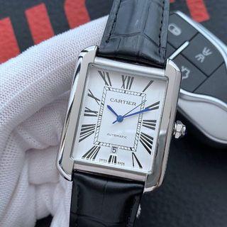 Cartier - カルティエ メンズ 自動巻き 人気 41mm 腕時計 時計 新作 美品