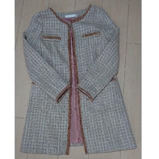 STRAWBERRY-FIELDS - ツイードジャケット