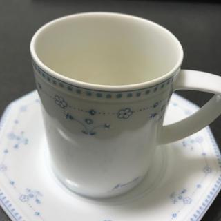 ノリタケ(Noritake)のノリタケ コーヒーカップとソーサー(グラス/カップ)
