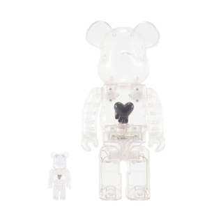 Emotionally Unavailable Be@rbrick 400%