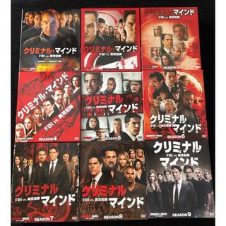 クリミナルマインド コンパクトBOX シーズン1〜9 DVD(TVドラマ)