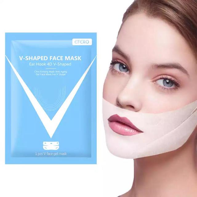 2袋入り フェイスリフト 小顔 二重アゴ解消 フェイスマスクの通販 by 安値屋 by 高品質