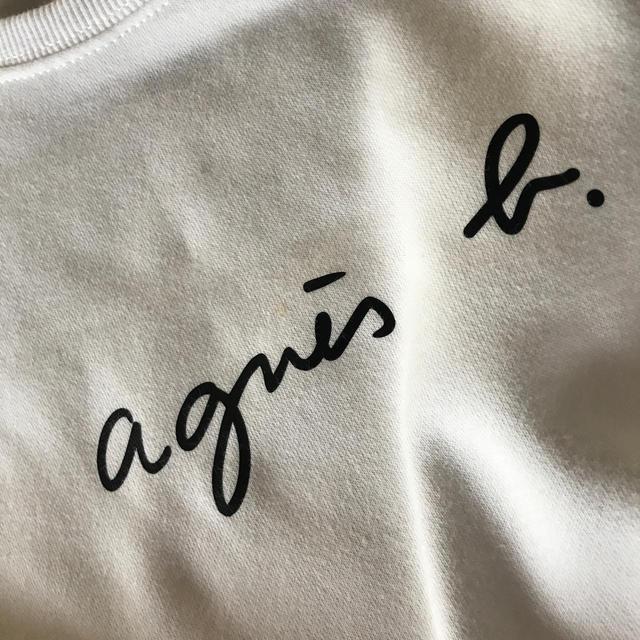 agnes b.(アニエスベー)の✨アニエスベー トレーナー ✨ レディースのトップス(トレーナー/スウェット)の商品写真