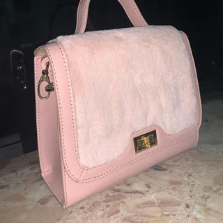 Furla - 2way 薄ピンク バック 美品