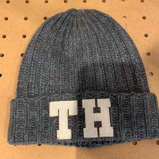 トミーヒルフィガー(TOMMY HILFIGER)のTOMMY HILFIGER 帽子 S 赤ちゃん(帽子)