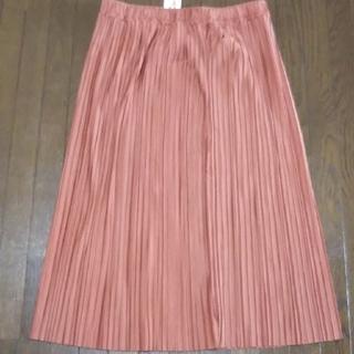 UNIQLO - ユニクロ ランダムプリーツスカート XL